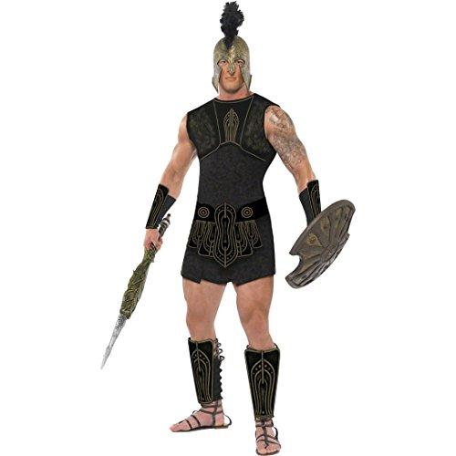 lles Heldenkostüm Römerkostüm Grieche Kämpfer M 48/50 (Achilles Krieger Kostüm)