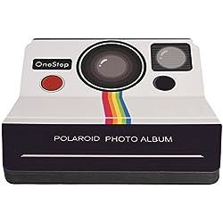 Polaroid Álbum de fotos de cámara vintage para proyectos en papel de foto.