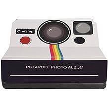 Polaroid Foto Album a Tema Fotocamera Vintage per Progetti su Carta Fotografica da 5x7,5 cm (Snap, Zip, Z2300)
