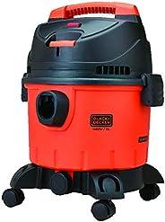 Black+Decker Wet and Dry Tank Drum Vacuum Cleaner