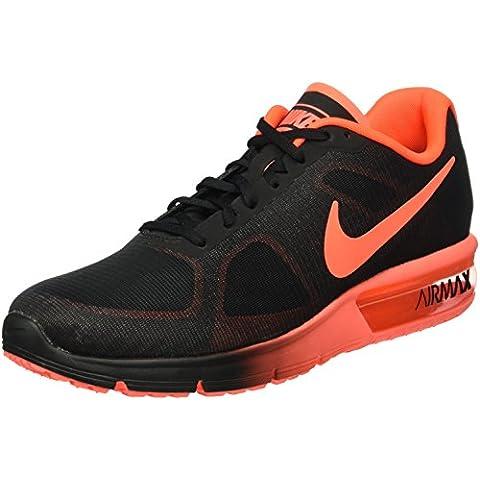 Nike Air Max Sequent, Zapatillas de Running Para Hombre