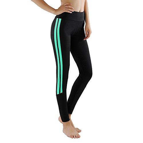 GoVIA Leggins para Damas Pantalones Deportivos Largos para Training Ru