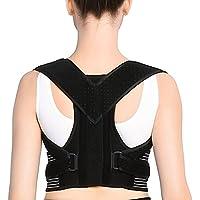 Doact Geradehalter zur Haltungskorrektur - Rücken Schulter Verstellbar Atmungsaktiv Rückenbandage Rückenhalter... preisvergleich bei billige-tabletten.eu