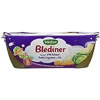 Blédina Blédîner Douceur d'Artichaut Petits Légumes/Riz 400 g -