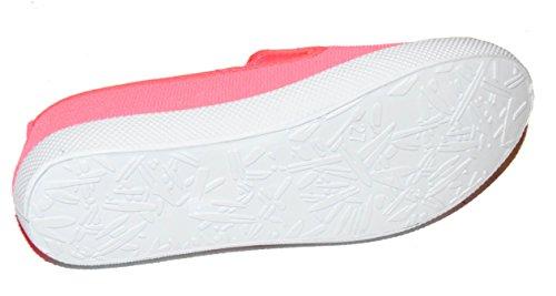TMY 29232bambini Slipper/Slip ons scarpe basse, colore: rosa, taglia: 24–35 Rosa