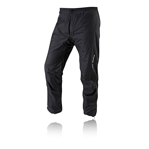Montane Minimus Pantaloni Shorts Leg - SS18 Black