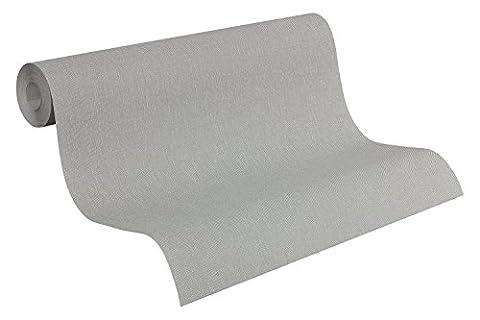 A.S. Création Vliestapete Elegance Tapete mit textilartiger Oberfläche Unitapete 10,05