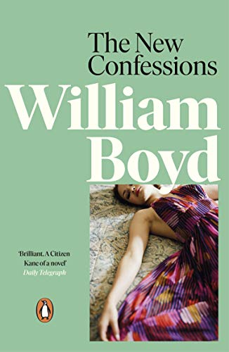 The New Confessions (English Edition)