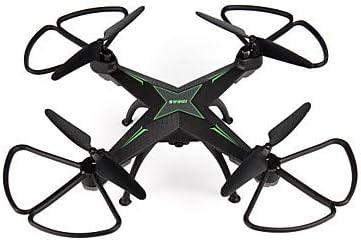 shengshiyujia Drone RC 6CH 6 Axes 2.4G 640P Quadricoptère RC Mode sans tête/Télécommande pour Stationnaire/transmetteur/Stationnaire/Transmmetteur / 1 câble USB/Lames/avec caméra 0.3MP HD | La Conception Professionn