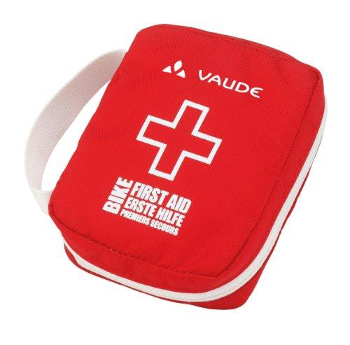 Preisvergleich Produktbild Vaude Erste Hilfe First Aid Kit Bike XT, red/white, 18 x 14 cm, 0.3 Liter, 30076