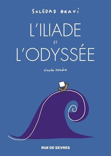 L'illiade et l'odysse