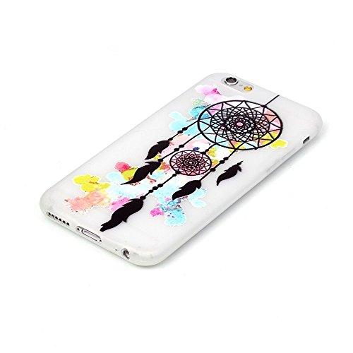 TPU Leuchtende Nacht Silikon Schutzhülle Handyhülle Painted pc case cover hülle Handy-Fall-Haut Shell Abdeckungen für Smartphone Apple iPhone 5 5S SE +Staubstecker (8) 3