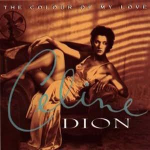 The Colour of My Love [MINIDISC]