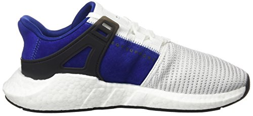 adidas EQT Support 93/17, Baskets Homme Blanc (Footwear White/footwear White/core Black)