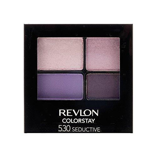 Revlon - Ombre Paupires Quatuor Colorstay - 4,8 g - N 530 Seductive