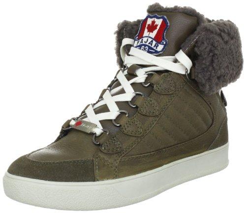 Pajar Laurent II 22210.1200, Sneaker uomo, Grigio (Grau/Dk Taupe), 42