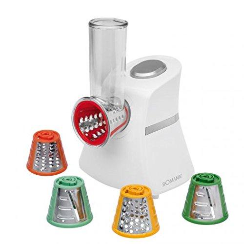 Bomann ME 466 CB - Robot de cocina (Color blanco, 50 - 60 Hz, 220 - 240V)
