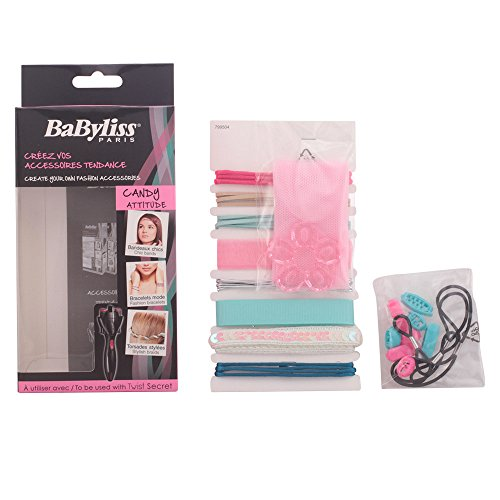 Babyliss Twist Secret Accessoires Candy Attitude 799504