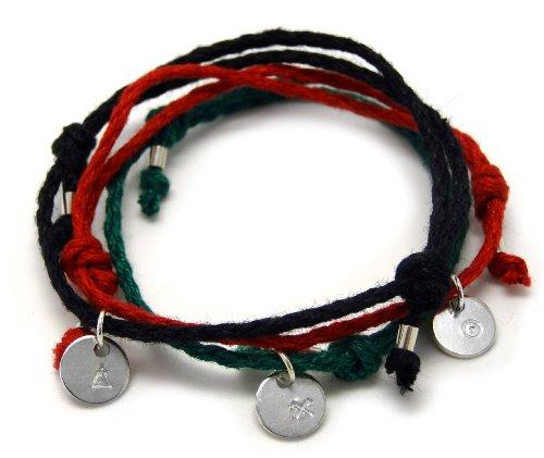 succes-la-sagesse-et-la-prosperite-bracelet-argent-inclut-une-3-pendentifs-sur-fils-colore-en-lin
