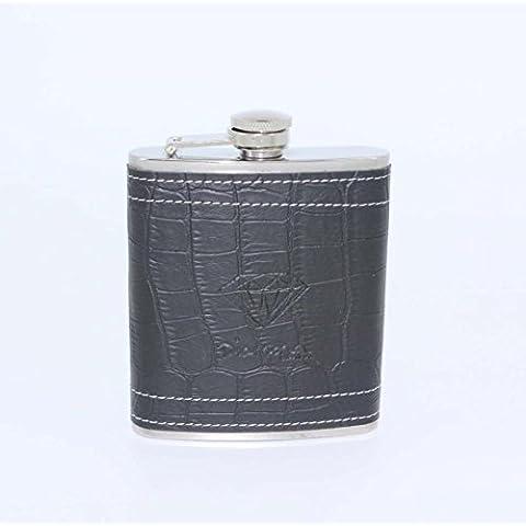 JUNQL& jarra de acero inoxidable de 7 onzas negocios de hervidor hombre regalos al aire libre