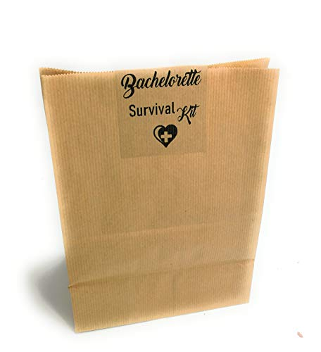 r Bachelorette Survival Kit 24 x 17 + 11 cm ()