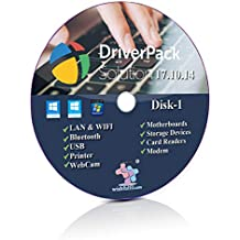 Driver Pack Solution Offline [17.10.14] DVD Drivers Motherboard Disk 1
