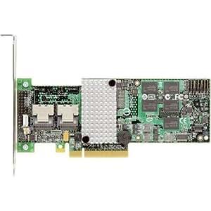 Intel RT3WB080 Raid Controller (2PORT SAS/SATA, W/ 256MB embedded cache in)