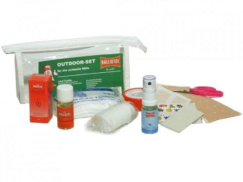 Preisvergleich Produktbild BALLISTOL Outdoor-Set Mückenschutz Pflaster 11-Teilig