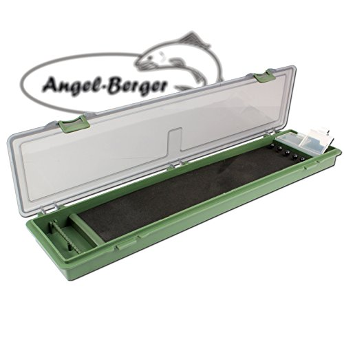 Angel Berger Rig Wallet Vorfach Box Rig Board