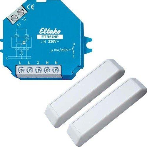 Eltako Kabel-Abluftsteuerung ETR61NP-230V+FK 2500 W