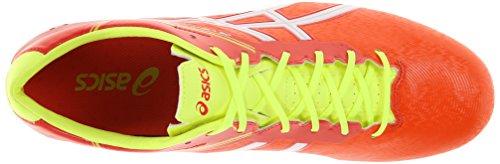 fly Calcio Ms Arancione Scarpa Asics Luce X 2 Mens Bianco Da Ds Rosso SxxRqYIz