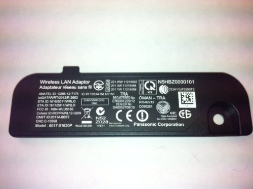 Price comparison product image Panasonic Wifi Wireless Dongle for LED TV`S