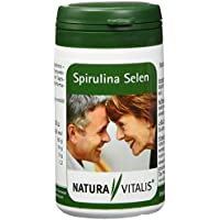Natura Vitalis Spirulina-Selen, 180 Presslinge preisvergleich bei billige-tabletten.eu