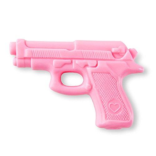 Pistolen Seife pink