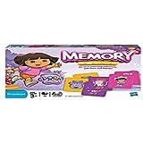 Hasbro - Juego de memoria, diseño de Dora la Exploradora (en inglés)
