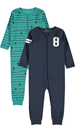 Name It Pack DE 2 Pyjamas GARÇON Nightsuit BL - 86, Dress Blues