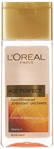 L'Oréal Paris Dermo Expertise Reinigung Age Perfect Gesichtswasser, 200 ml