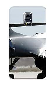Freshmilk Brand New Defender Case For Galaxy S5 (aircraft Military Bomber Lancer B1 Lancer ) / Christmas's Gift