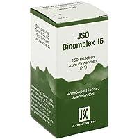 Jso Bicomplex Heilmittel Nummer 15 150 stk preisvergleich bei billige-tabletten.eu