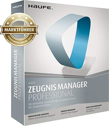 Haufe Zeugnis Manager Professional: Ihre Software für das perfekte und rechtssichere Arbeitszeugnis (Haufe Business Tools)