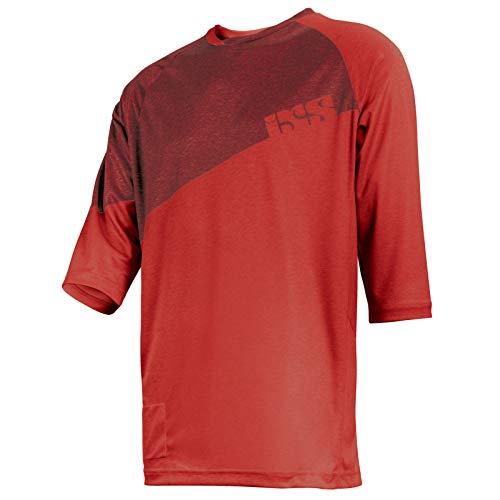 Vibe 6.1 BC Jersey Trikot - fluor red Größe XXL -
