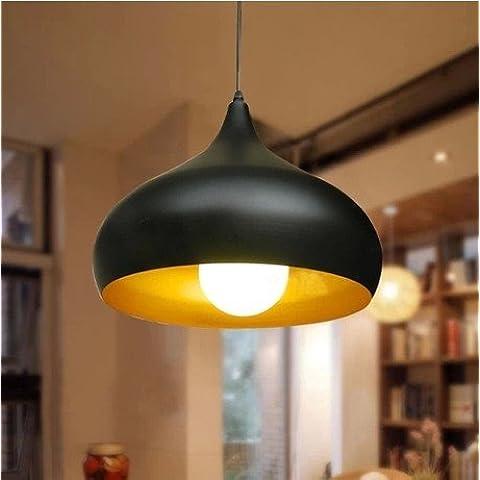 IELR moderno e minimalista lampadari industriali lampadari ed elegante sala
