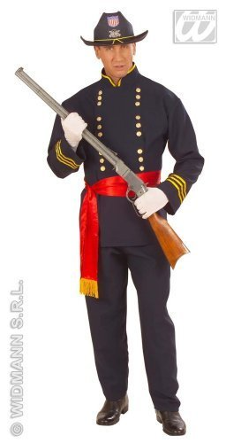 Kostüm-Set Nordstaaten-General, Größe (Kostüm Union General)