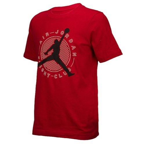 jordan kids Boys Flight Club T-Shirt rot/schwarz (Jordan 11 Flight)