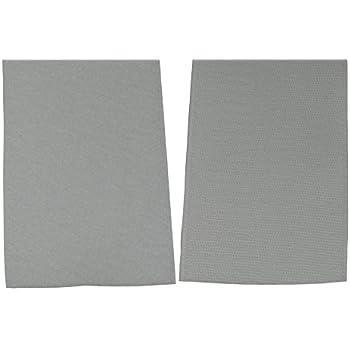 Klettband weiß 40 mm breit je 1 Meter Klettverschluss Hakenband und Flauschband