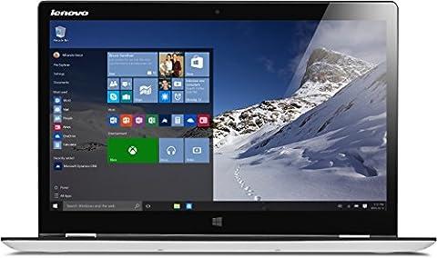 Lenovo YOGA 700-14ISK 35,6 cm (14 Zoll Full HD IPS) Slim Convertible Notebook (Intel Core i5-6200U, 4GB RAM, Hybrid 500GB HDD + 8GB SSHD, Multi-Touch, Windows 10 Home, Touchscreen)