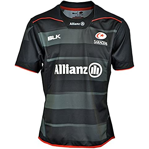 Saracens Rugby Replica Home Jersey 2016