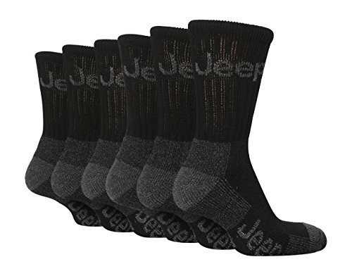 6-pairs-of-mens-jeep-terrain-cushion-sole-walking-hiking-socks-6-11-uk-39-45-eur-black