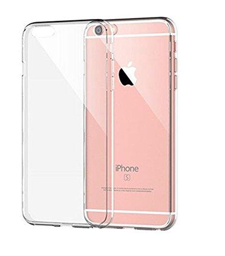 Pacyer® iPhone 5 5S SE Custodia Wild Animals TPU Case Gel Silicone Protettivo Skin Shell Case Cover Per Apple iPhone 5 5S SE Wolf