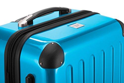 4151wxOcEHL - Hauptstadtkoffer Maleta, Cyanblau (azul) - 82782035